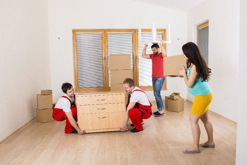 Furniture Movers Coorparoo